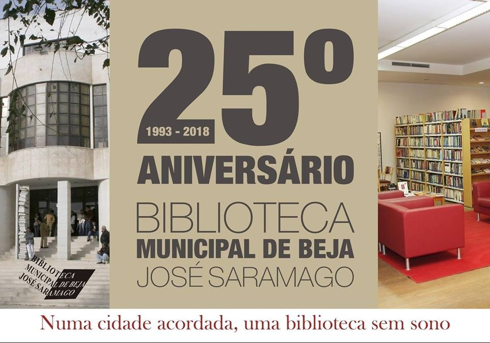 aniversário Biblioteca Beja