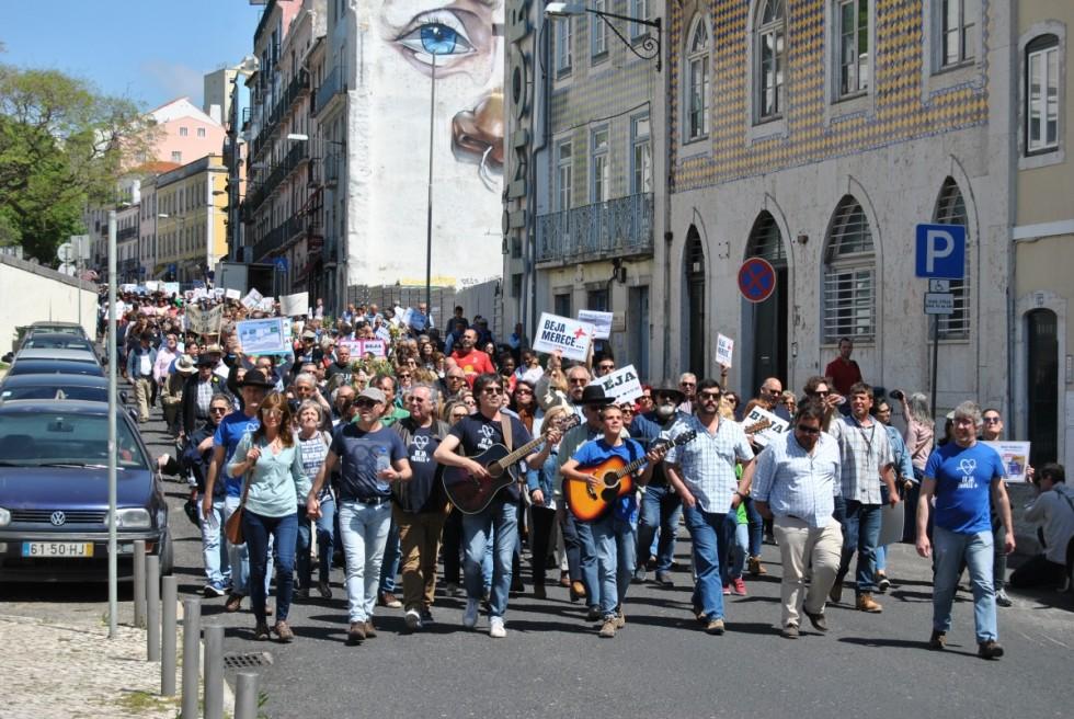 Beja Merece Lisboa