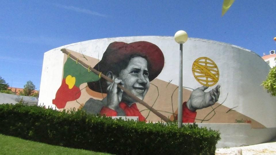 mural casa cultura