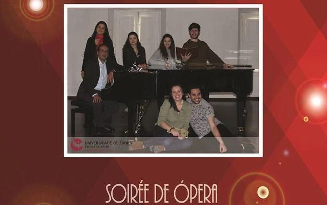 soiré ópera