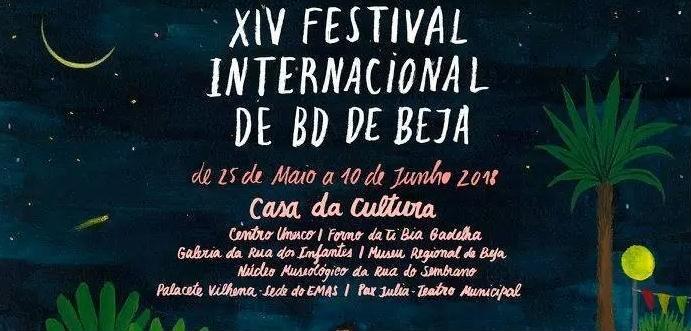 Festival de Banda Desenhada de Beja