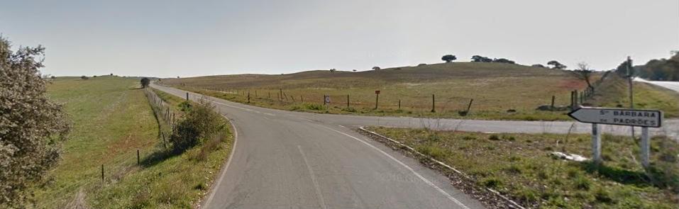 Estrada Santa Bárbara