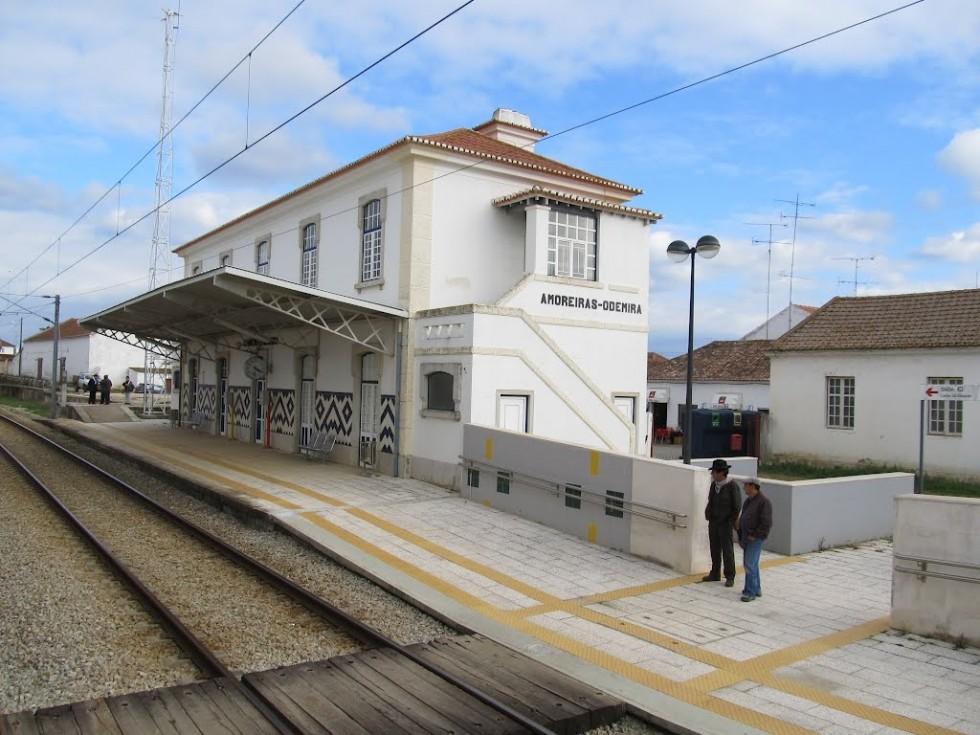 Estação Amoreiras-Odemira