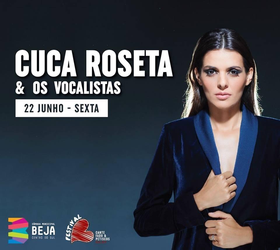 Cuca Roseta e Os Vocalistas