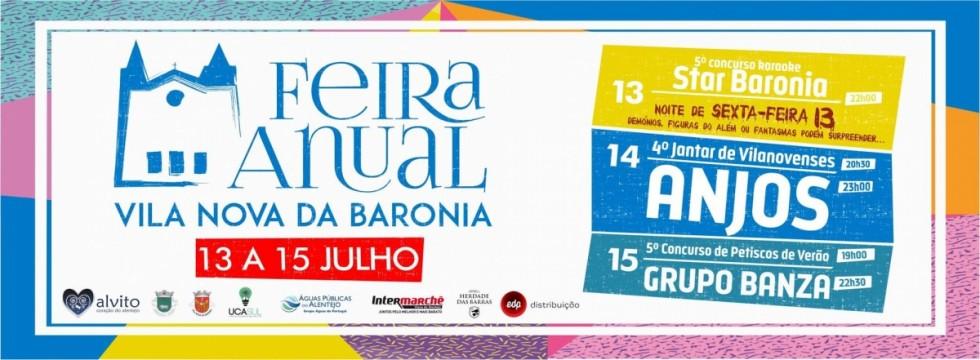Feira Anual de Vila Nova da Baronia