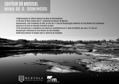 obras S.Domingos