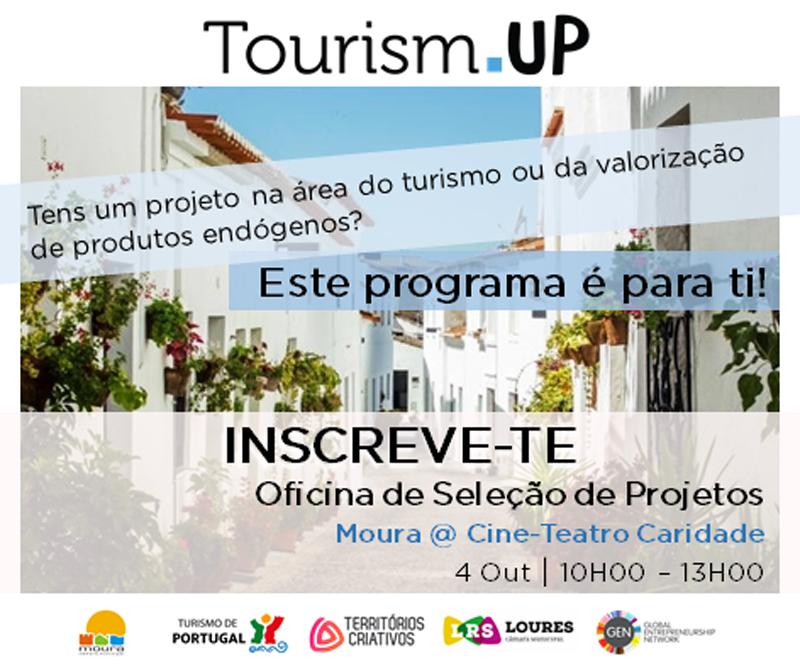 Tourism Up