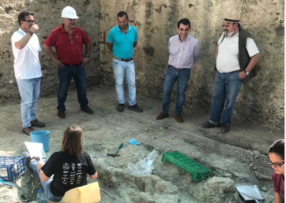 Vestigios Arqueológicos