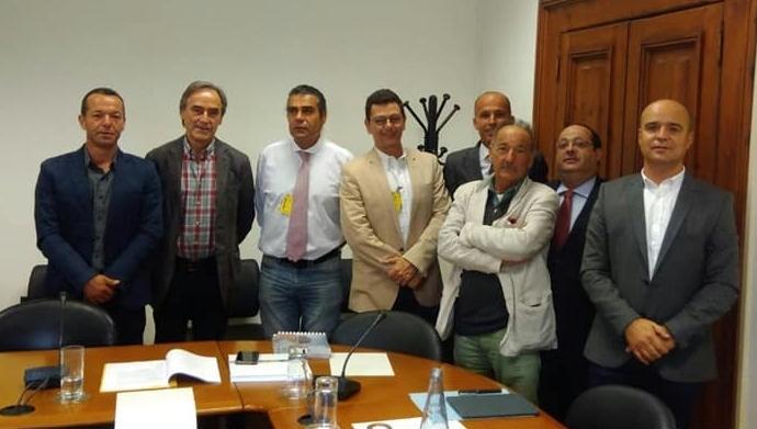 Reunião Comissão Obras Públicas