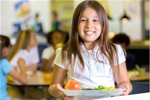 refeição escolar Ourique