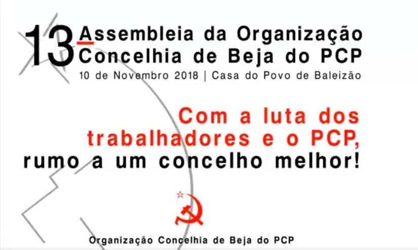 13ª Assembleia do PCP