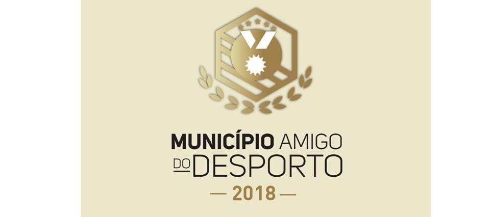 municipio amigo do desporto