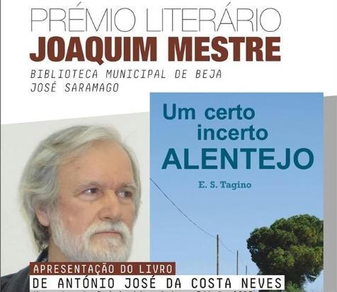 Prémio Literário Joaquim Mestre