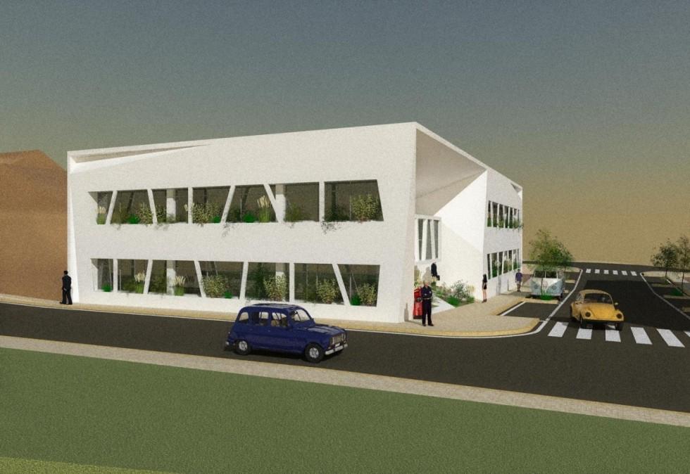 Centro de Negócios de Aljustrel