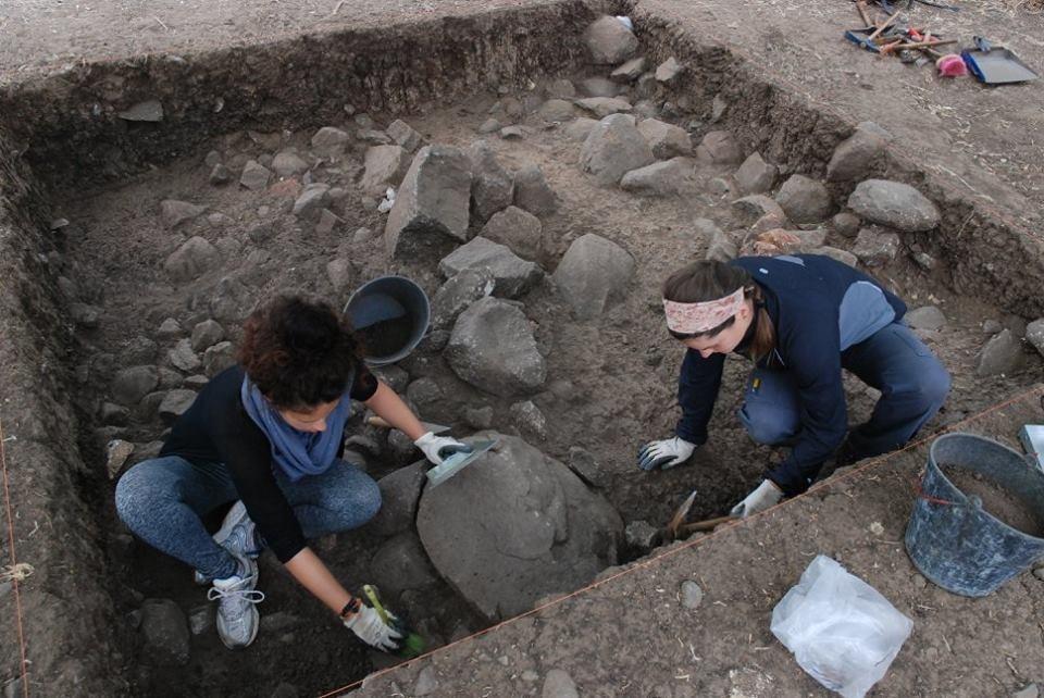 escavações Outeiro