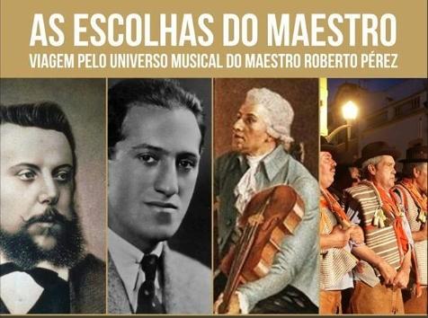 Escolhas do Maestro