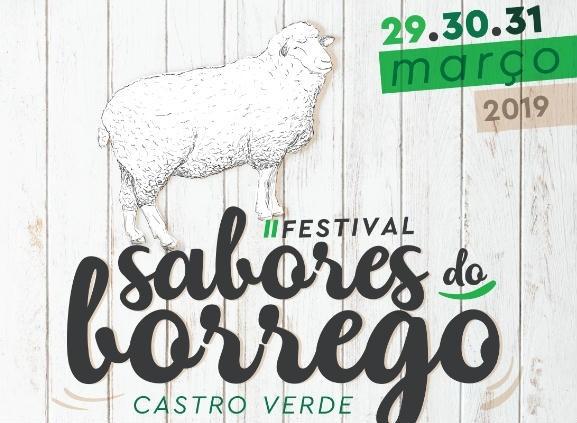 Sabores do Borrego Castro Verde