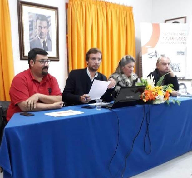 "Foto tirada do facebook ""Somos Todos PSD - Gonçalo Valente Henrique candidato à distrital de Beja"""