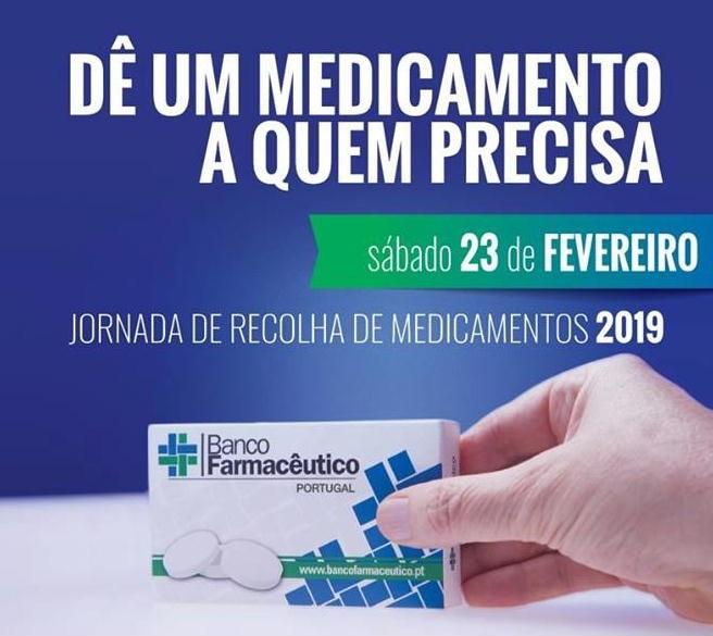 Jornada de Recolha de Medicamentos 2019