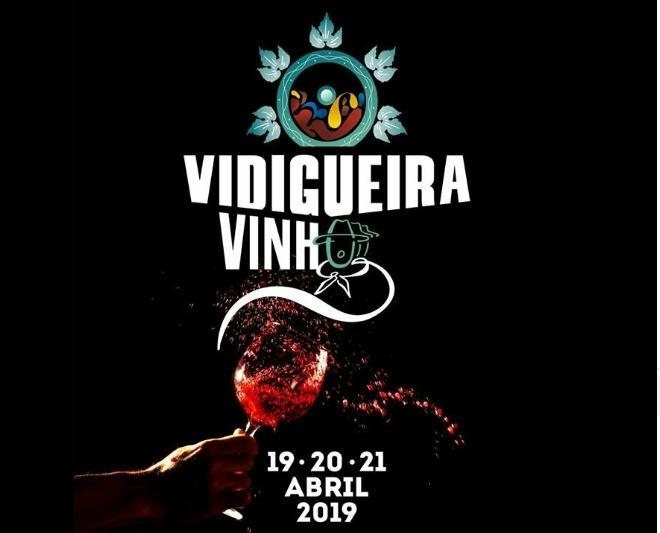 Cartaz do Vidigueira Vinho 2019