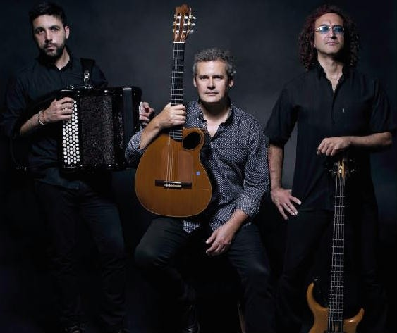 Pedro Jóia Trio