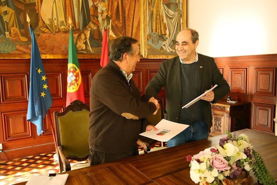 Assinatura novo protocolo