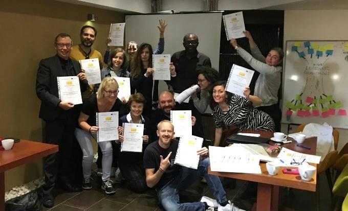 Projeto Erasmus+ Adultos