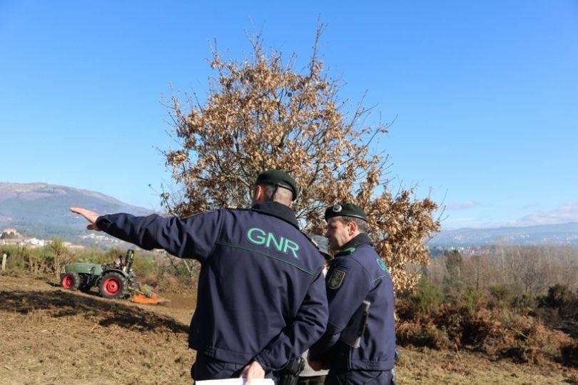 GNR campo