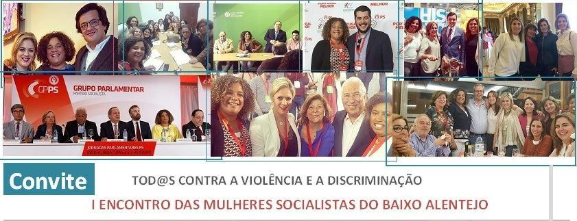 I ENCONTRO MULHERES SOCIALISTAS BA