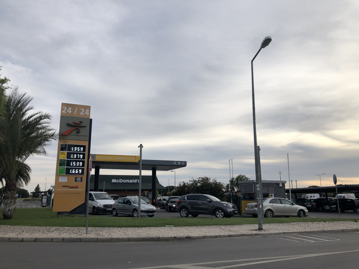 bomba gasolina
