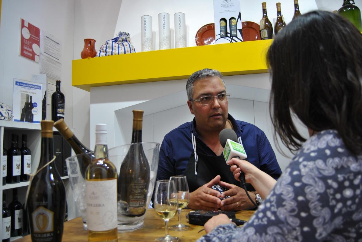 José Miguel Almeida: novidades apresentadas na Ovibeja