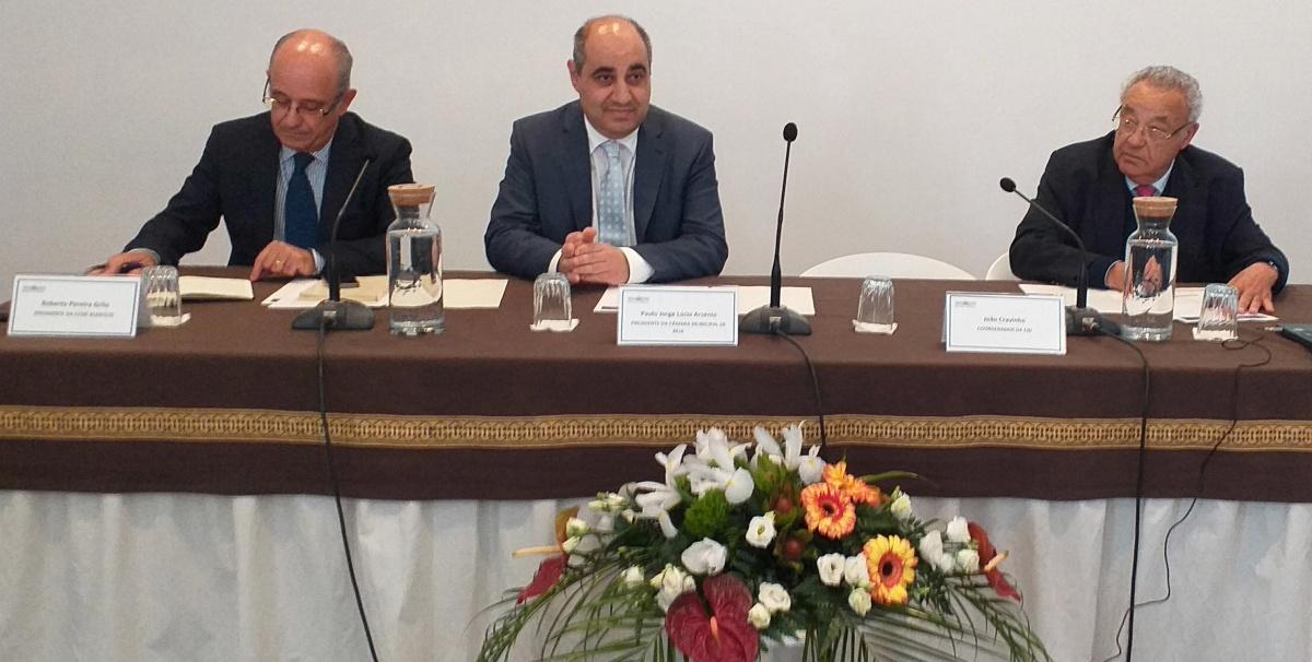 Debate Beja Regionalização