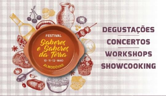 Almodôvar Festival Saberes e Sabores