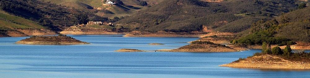 Barragem de Santa Clara Odemira