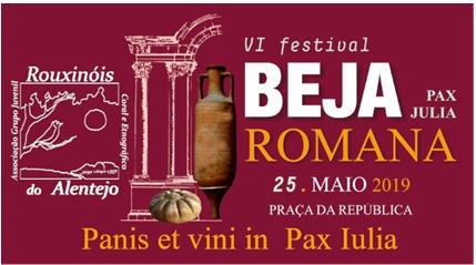 Rouxinóis do Alentejo espetáculo Festival Beja Romana