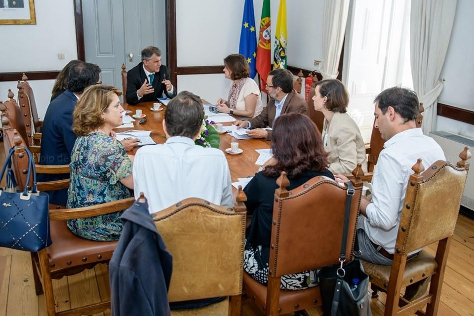 reunião migrantes Odemira