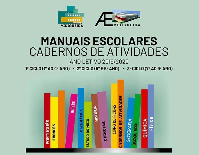 Manuais Escolares/ Cadernos de Atividades