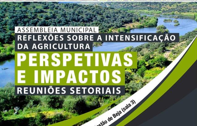 Reflexões sobre Intensificação da Agricultura