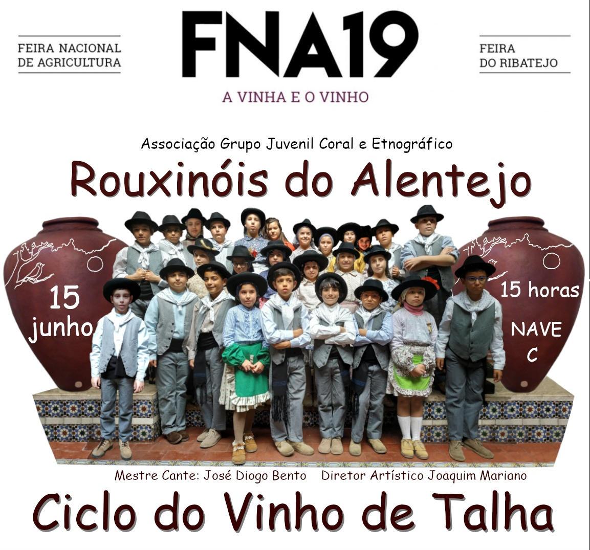 Rouxinóis do Alentejo FNA 2019
