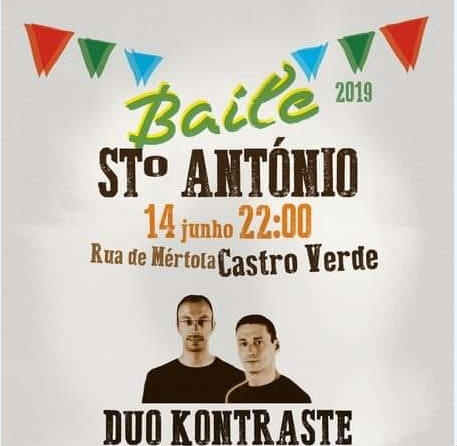 BV Castro Verde baile