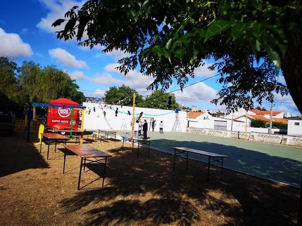 Arraial (Foto tirada do facebook da UF Salvador e Santa Maria da Feira)