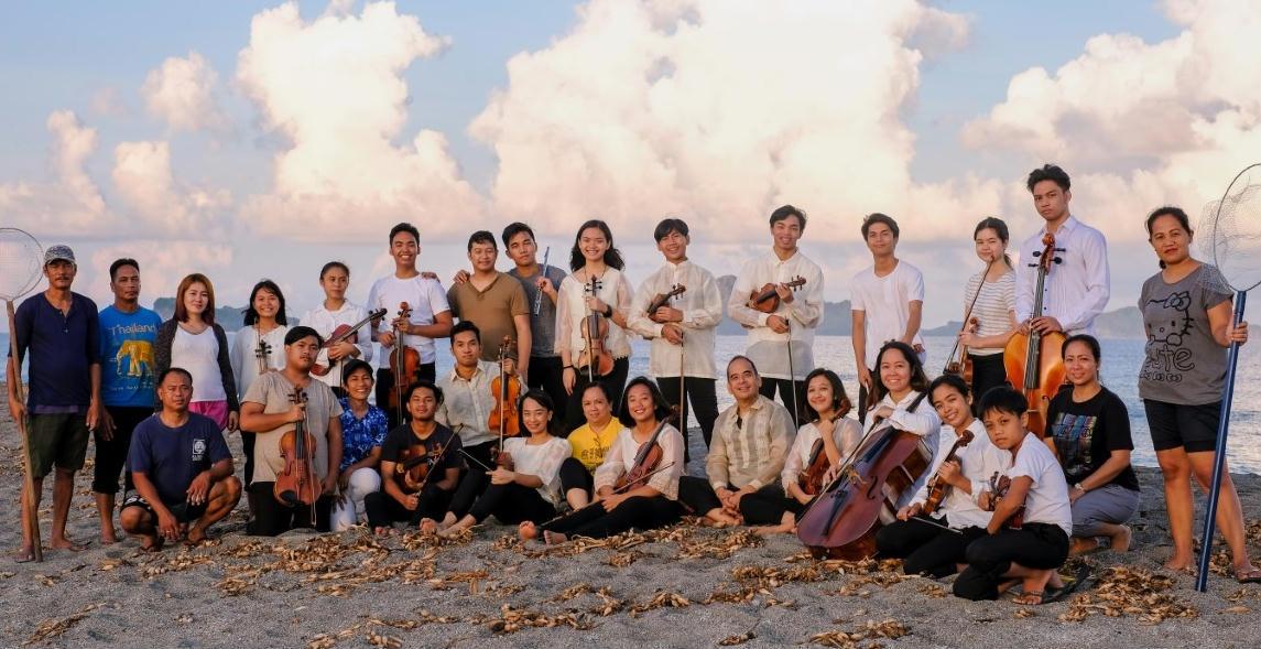 Concerto com Jovens das Filipinas