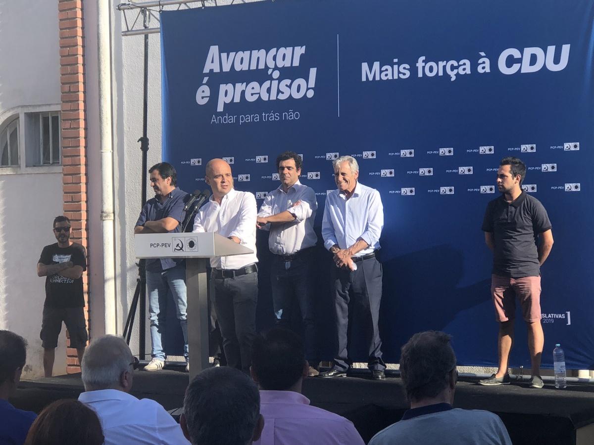Jerónimo de Sousa e João Dias
