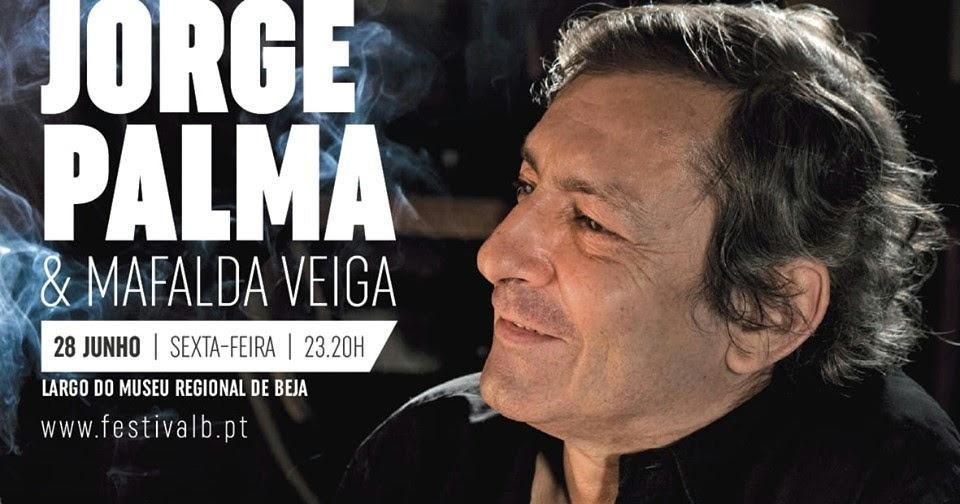Jorge Palma e Mafalda Veiga