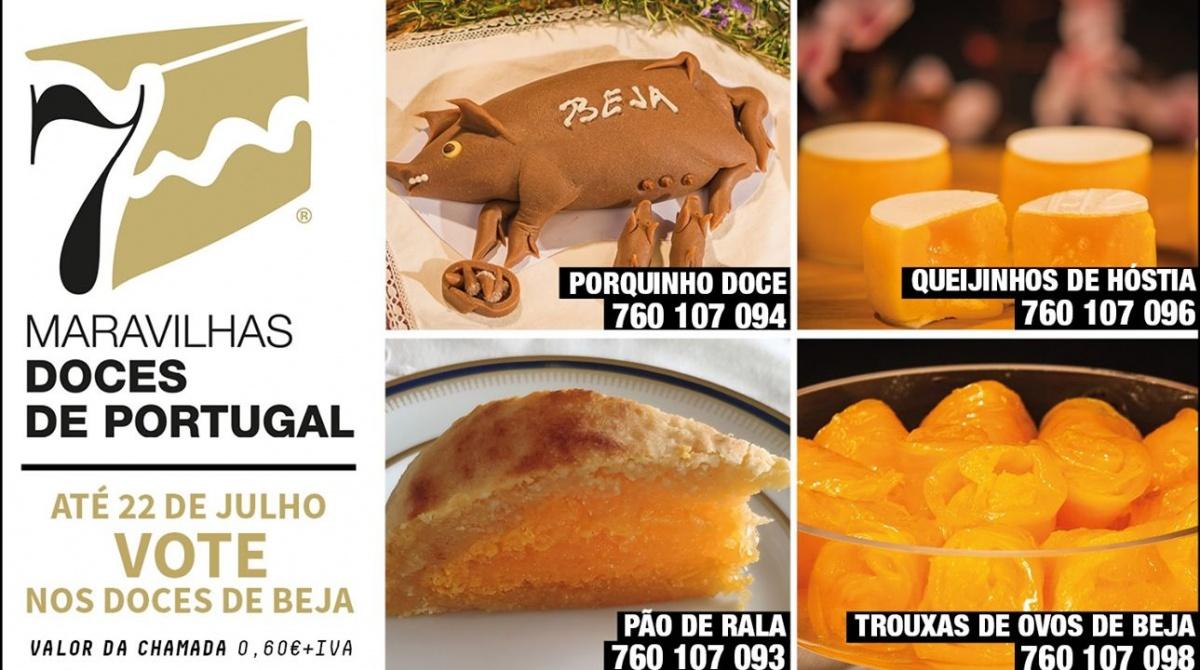 7 Maravilhas Doces de Portugal