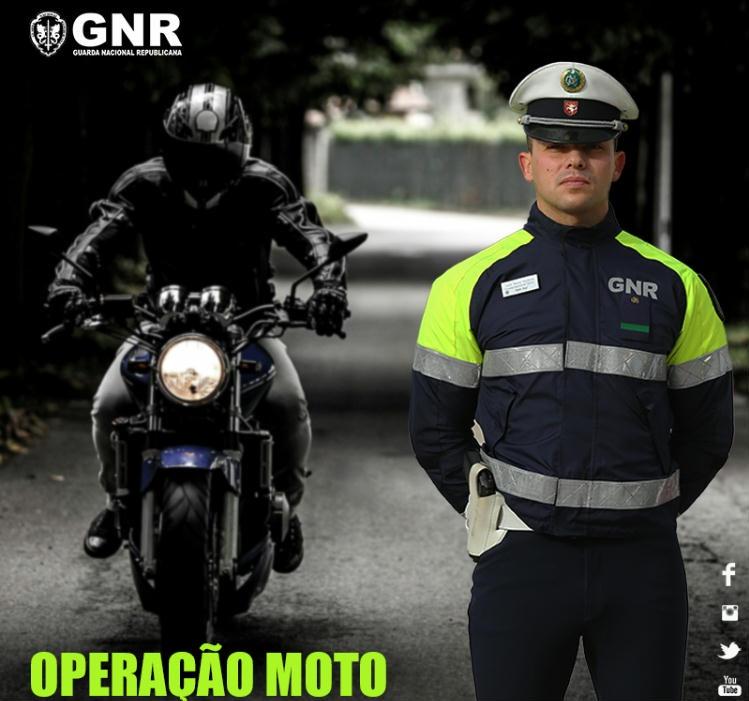GNR OPERAÇÃO MOTO