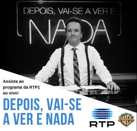Programa da RTP em Beja