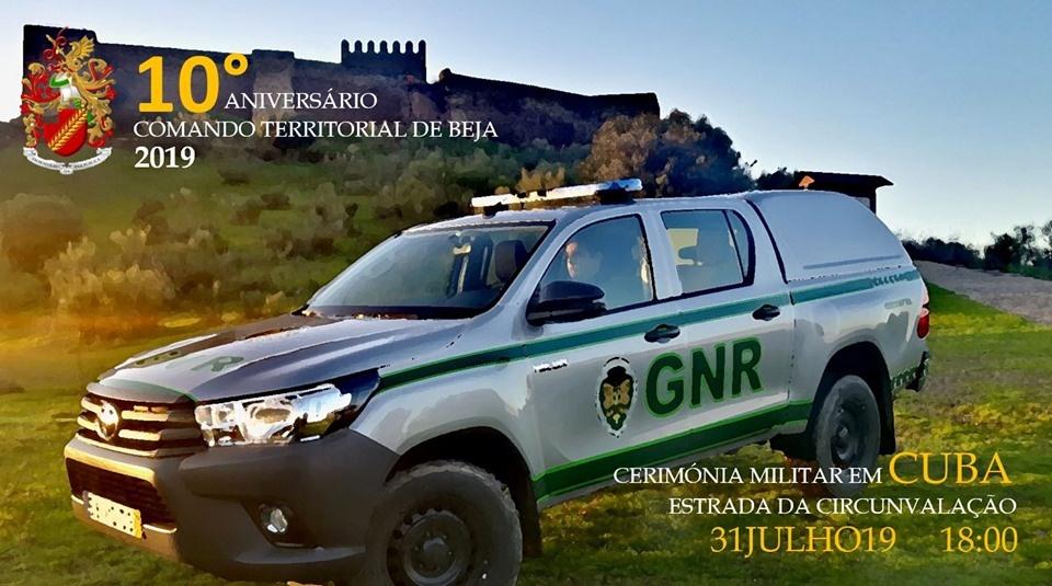 GNR Beja Cuba