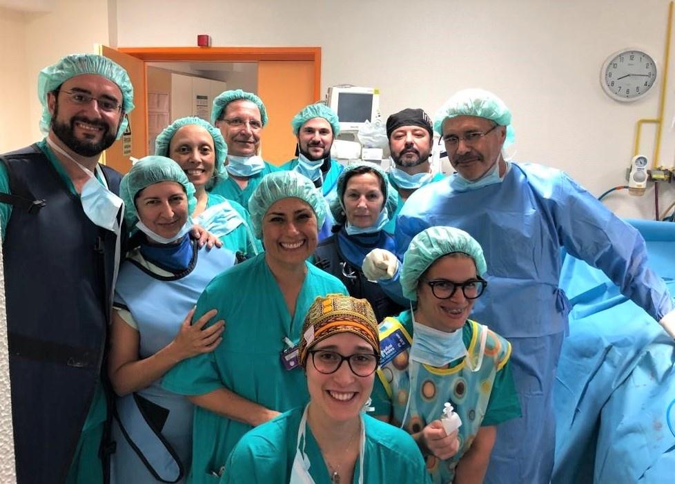 equipa médica