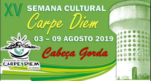 XV Semana Cultural Carpe Diem